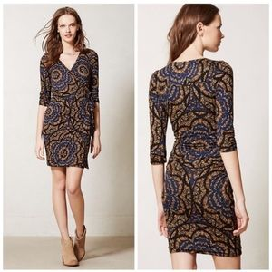 Vanessa Virginia Lena Wrap Dress